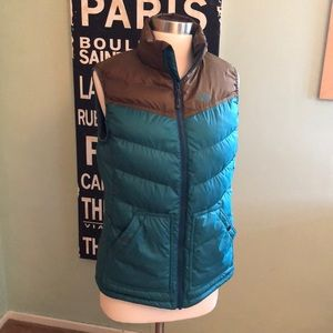 Outdoor Research Down Vest. Size M.